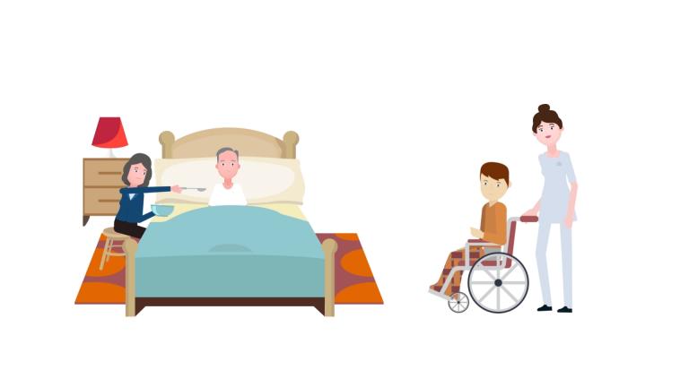 Animacja stworzona dla Hospicjum
