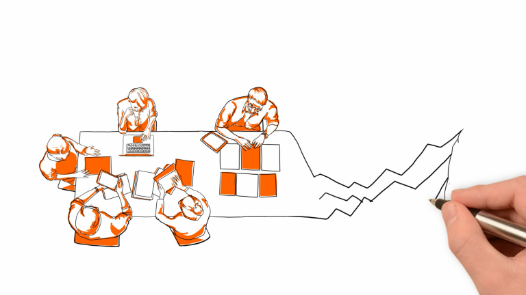 Whiteboard – teamwork