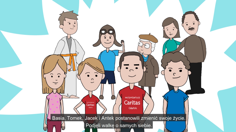 Kampanie społeczne Caritas