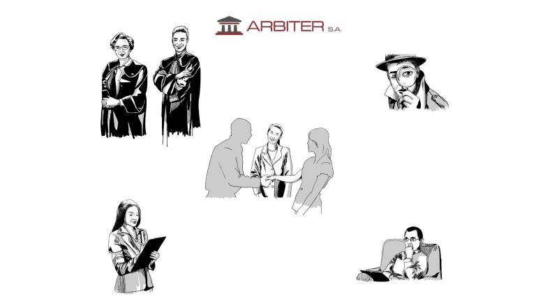 (Polski) Animacje whiteboard opisujące różne segmenty działalności firmy prawniczej