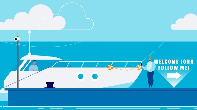 System nowoczesnego zarządzania mariną
