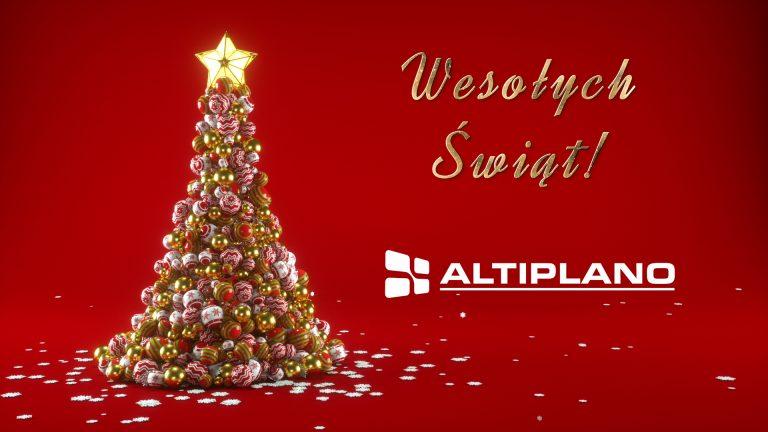 Kartka Świąteczna Video do osadzenia w wiadomości email