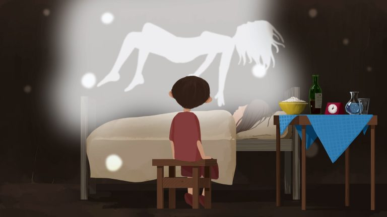Animowane sceny do filmu dokumentalnego