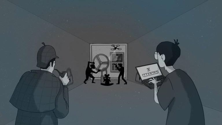 Animacja dla dostawcy rozwiązań z dziedziny cyberbezpieczeństwa